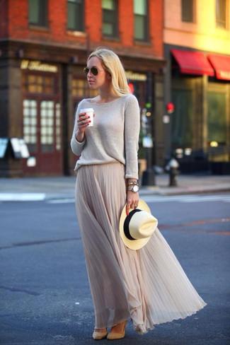 vans beige tenue