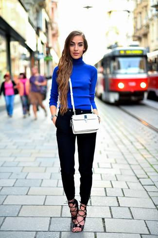 Pantalon slim noir Calvin Klein Jeans