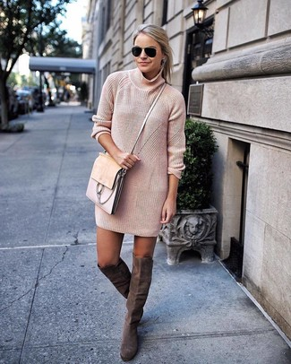 Porter Robe Mode Tenues Fuchsia Une Pull Femmes Comment 10 7ZU4qU