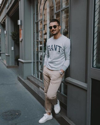 Pull gris