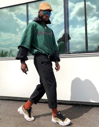 Pull vert Get The Trend