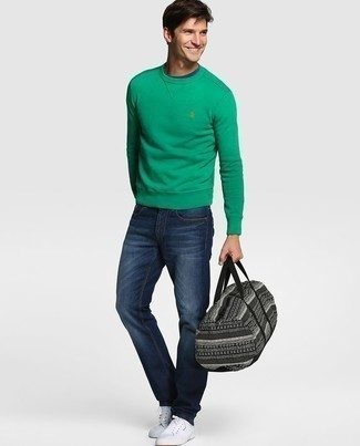Pull vert Gant