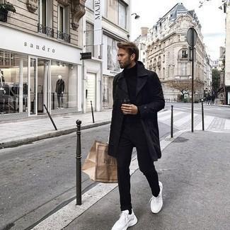 Pull noir Calvin Klein