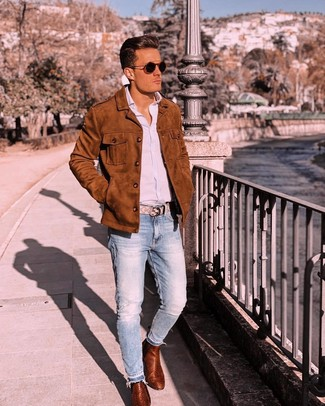 un Des chelsea à porter jean avec bottines clair66 bleu rdCWxoBe
