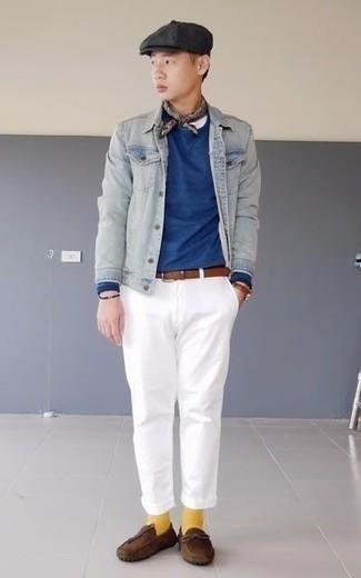Pull bleu OZONEE