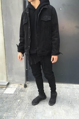 Pull noir edc by Esprit