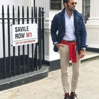 Pull rouge Get The Trend