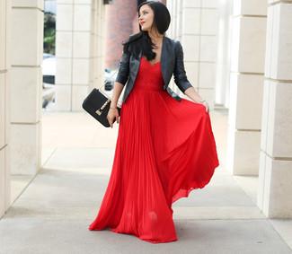 Veste robe de soiree