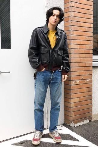 Veste noire Pepe Jeans