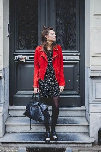 Veste rouge grande taille