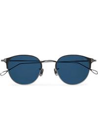 Lunettes de soleil bleu marine Eyevan 7285