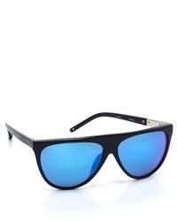 Lunettes de soleil bleues 3.1 Phillip Lim