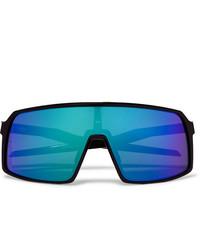 Lunettes de soleil bleues Oakley
