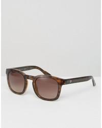 Lunettes de soleil brun Gucci