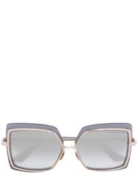 Lunettes de soleil grises Dita Eyewear