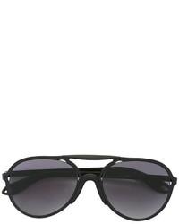 Lunettes de soleil noires Givenchy
