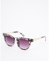 Lunettes de soleil pourpres Jeepers Peepers