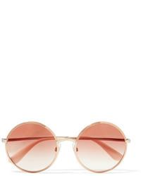 Lunettes de soleil roses Dolce & Gabbana