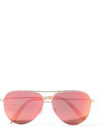 Lunettes de soleil roses Victoria Beckham
