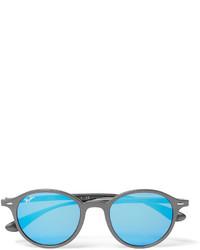 Lunettes de soleil turquoise Ray-Ban