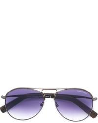 Lunettes de soleil violettes Tom Ford