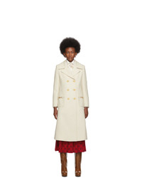 Manteau beige Gucci