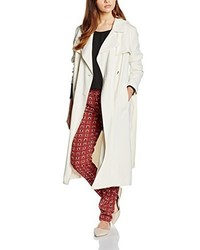 Manteau blanc Comma