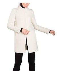 Manteau blanc Esprit