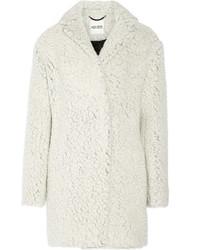 Manteau blanc Kenzo