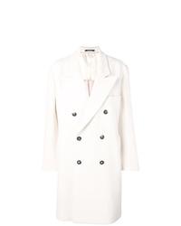 Manteau blanc Maison Margiela