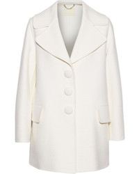 Manteau blanc Marc Jacobs