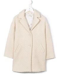 Manteau blanc MonnaLisa
