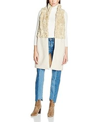 Manteau blanc New Look