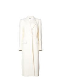 Manteau blanc Tom Ford