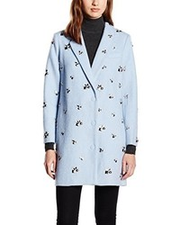 Manteau bleu clair Almost Famous