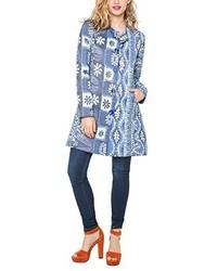 Manteau bleu clair Desigual