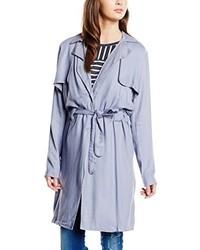 Manteau bleu clair Ichi