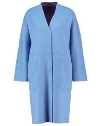 Manteau bleu clair Max Mara