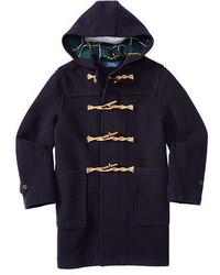 Manteau bleu marine