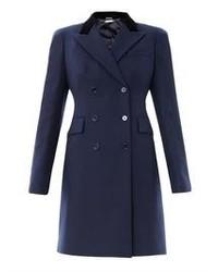 Manteau bleu marine original 1354389