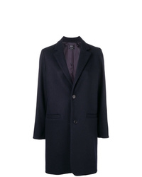 Manteau bleu marine A.P.C.