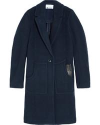 Manteau bleu marine Alexander Wang