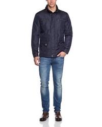 Manteau bleu marine Geox