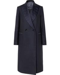Manteau bleu marine Golden Goose Deluxe Brand