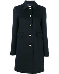 Manteau bleu marine Gucci