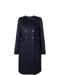 Manteau bleu marine Isabel Marant