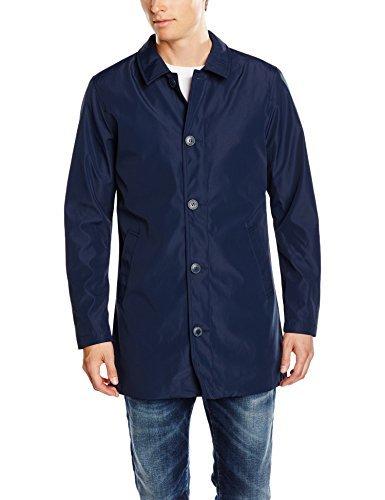 Manteau bleu marine Jack & Jones