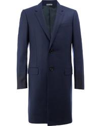 Manteau bleu marine Lanvin
