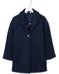 Manteau bleu marine MonnaLisa