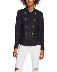 Manteau bleu marine New Look